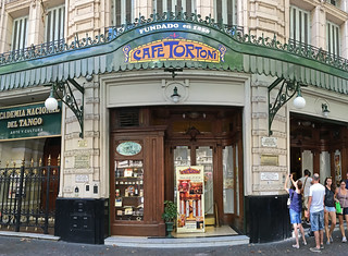 Buenos Aires - Cafe Tortoni