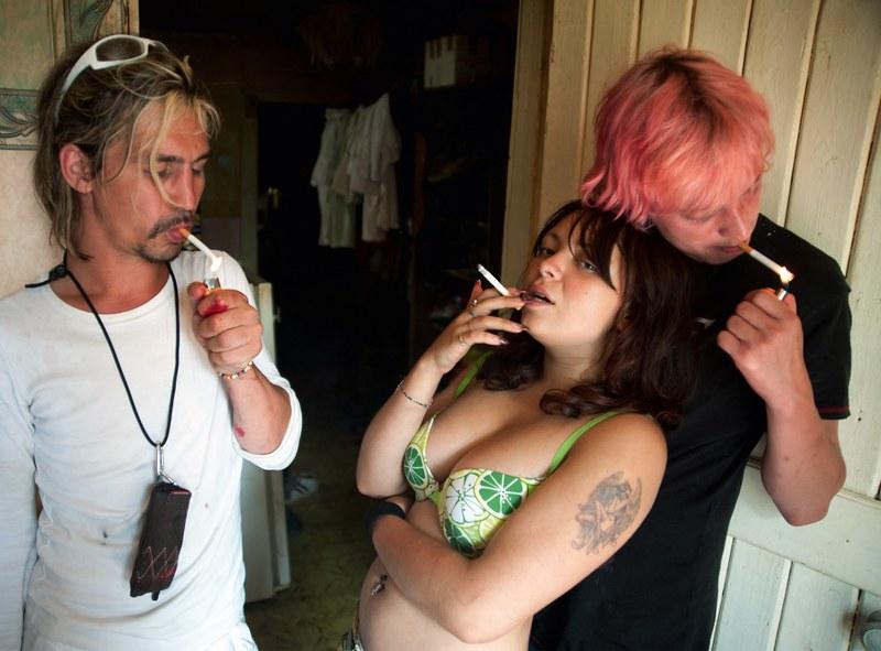 戰鬥民族沈浸在性與毒品中的青春紀實:嗨皮就好13