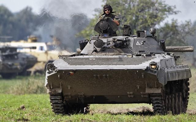 Czech BVP-2  @ NATO Days