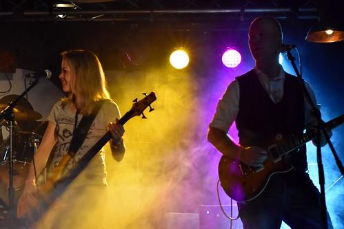 Lady en de Vageband - Hengel Rocks 2016
