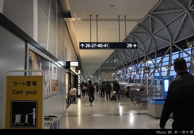 關西機場到桃園國際機場33