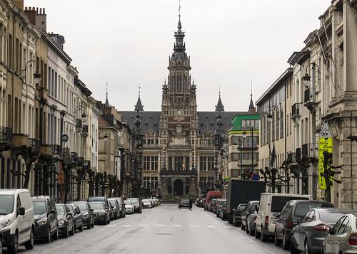 Schaarbeek-town-hall