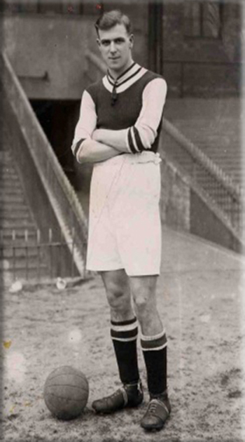 Picture of Tom 'Pongo' Waring - 1928 to 1935