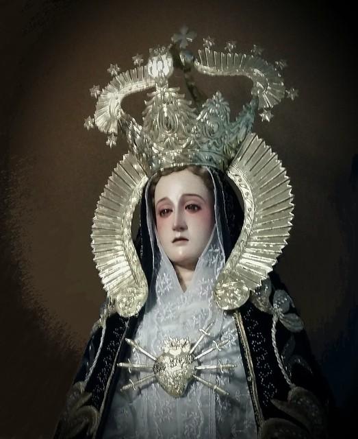 Virgen Dolorosa, Maleldo 2016