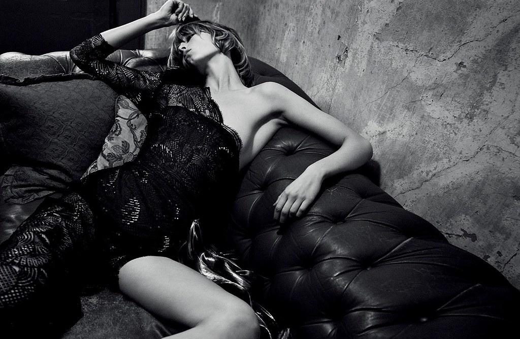Эди Кэмпбелл — Фотосессия для «Vogue» DE 2016 – 4