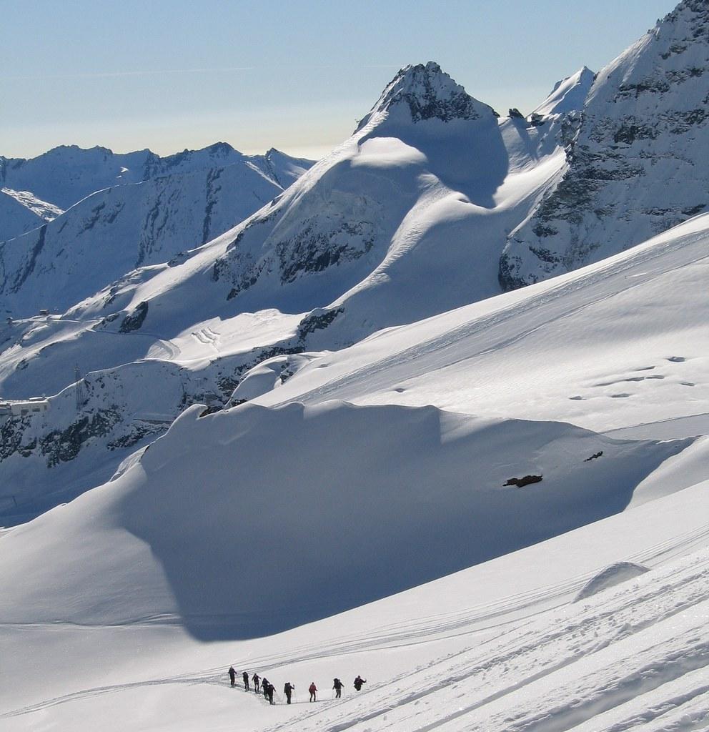 Alphubel Walliser Alpen / Alpes valaisannes Switzerland photo 12