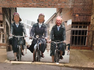 Call the Midwife, Chatham dockyard