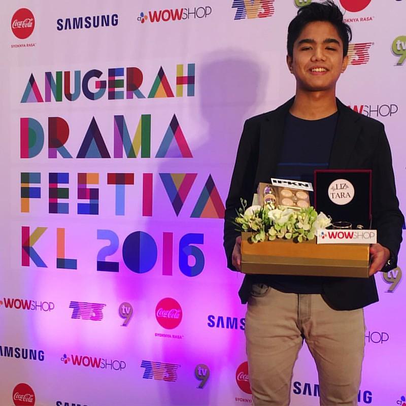 Pemenang Drama Pendek Pilihan DFKL 2016 : KEMBARA SI KECIL #dfkl2016
