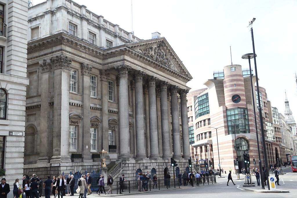Bank of England area