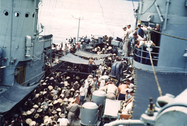 1954 Operation Passage to Freedom