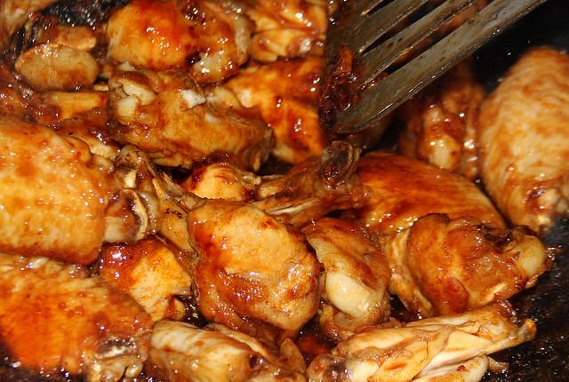 Alitas de Pollo 3 Aromas (18)