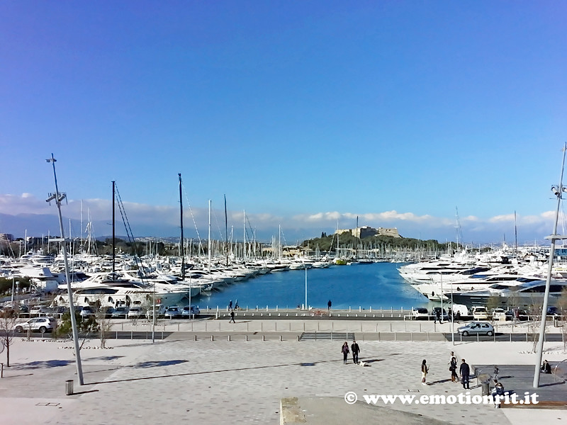Visitare Antibes in Francia