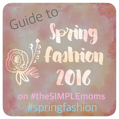 spring fashion simple