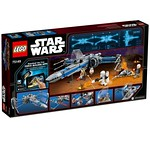 LEGO Star Wars 75149 Resistance X-Wing Fighter back
