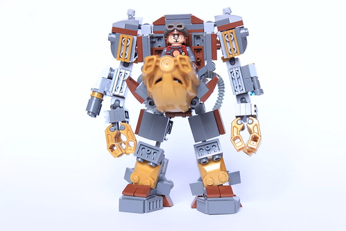 [MOC] Hulkbuster Steampunk 26431559875_1d9be9c9e6