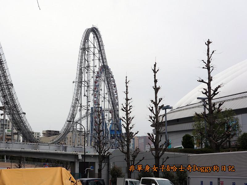 日本自由行小石川後樂園&東京巨蛋城02