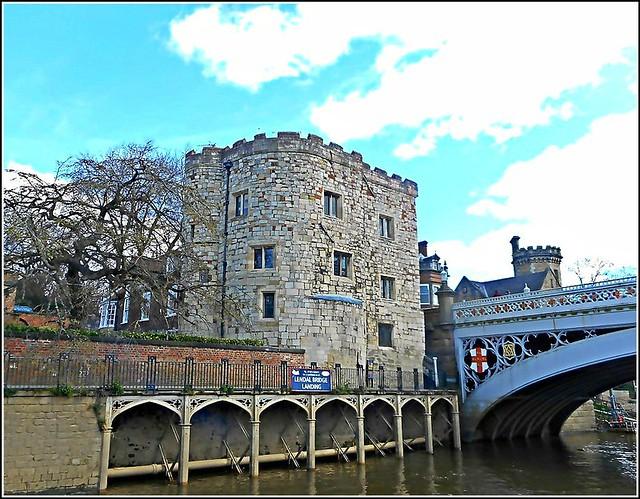 Lendal Tower in York.