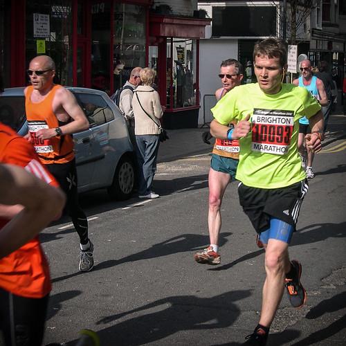 First Brighton Marathon, UK