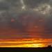 Kansas Sunset, 1-2-3 in line