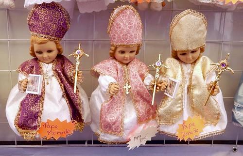 Pope Baby Jesus