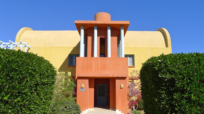 Graves: Villa, Steigenberger Golf Resort, El Gouna