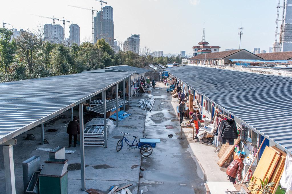 Market / living block