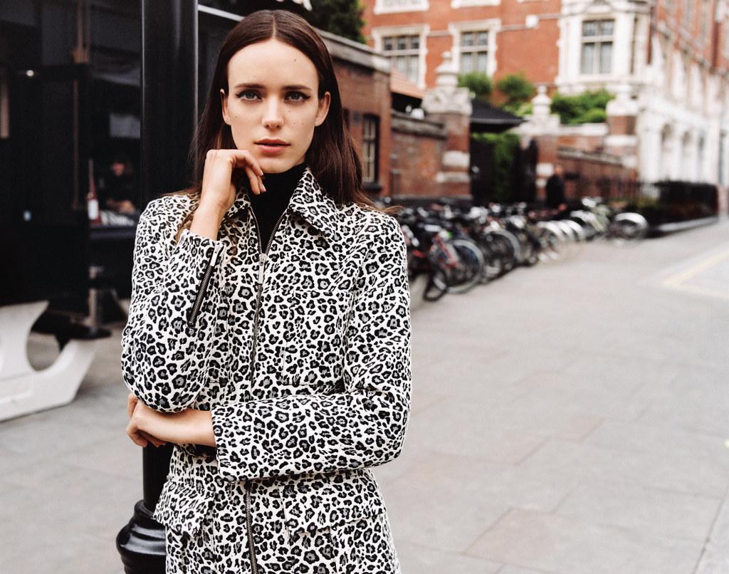 Стэйси Мартин — Фотосессия для «Vogue» 2015 – 1