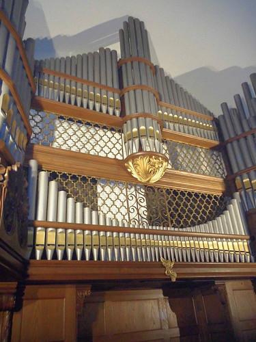 Feith-Orgel - Orgelprospekt