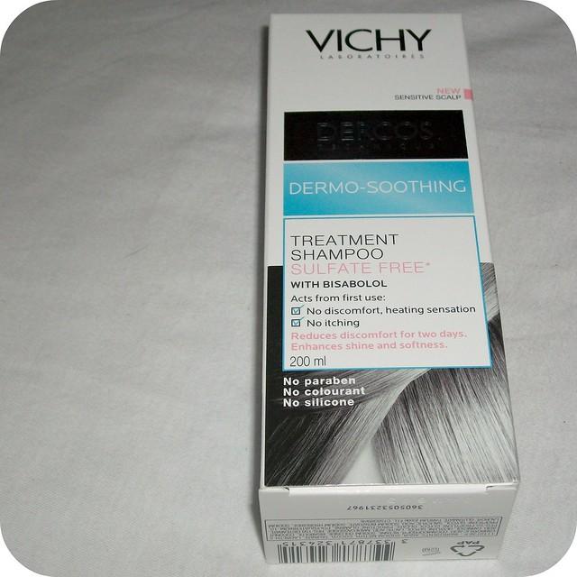 Vichy Dercos Dermo Soothing Shampoo