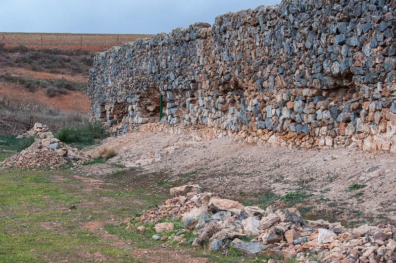 La presa romana de Consuegra