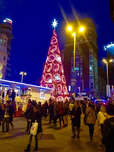 Arvore de Natal Callao 2015