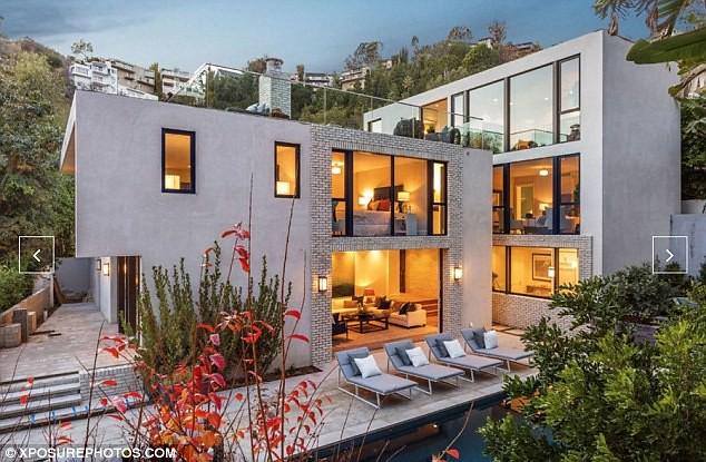Дом Эмили Блант в Голливуде