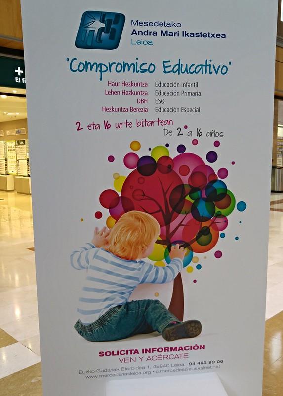 Publicidad escolar