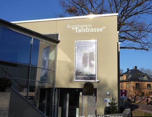 Ausstellung romantische Landschaften Talstraße