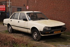 1979 Peugeot 505 GR