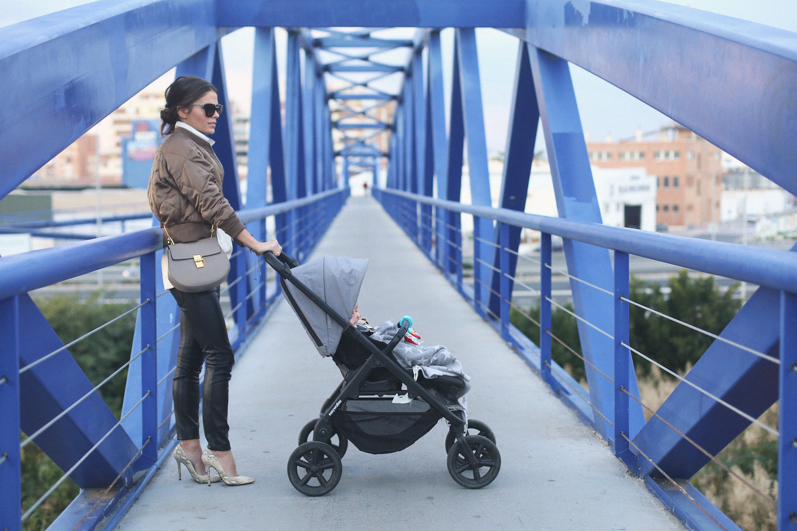 jessie chanes maternity - 11