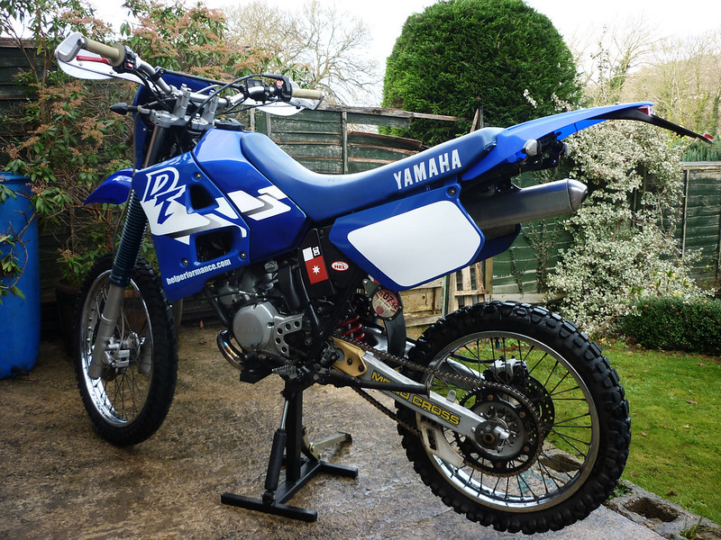 Yamaha Dt125r 01 Running Project Dt125r Forum