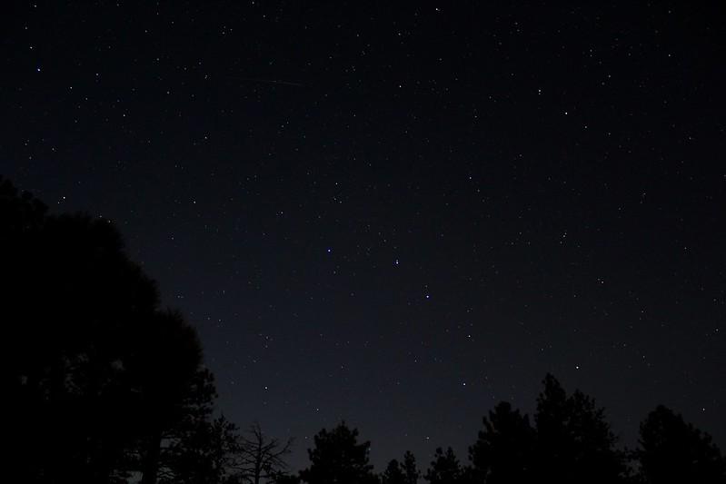 Stars at Bryce Canyon National Park