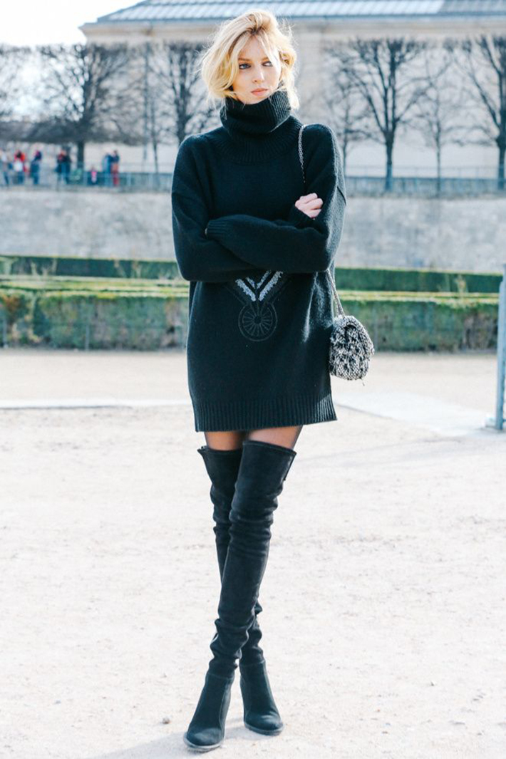 streetstyle inspiration winter outfits6