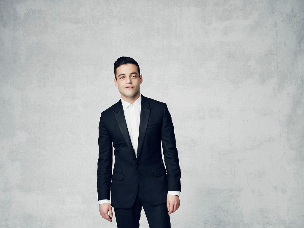 Рами Малек — Фотосессия на «Critics' Choice Awards» 2016 – 1