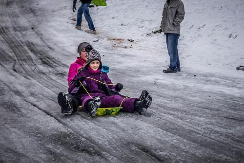 Greenville Snow 2016-12