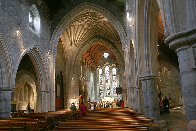 Interior de Saint Canice. © Paco Bellido, 2007