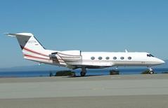N160TM Gulfstream 300 SN 1526 Monterey 08-02-2016