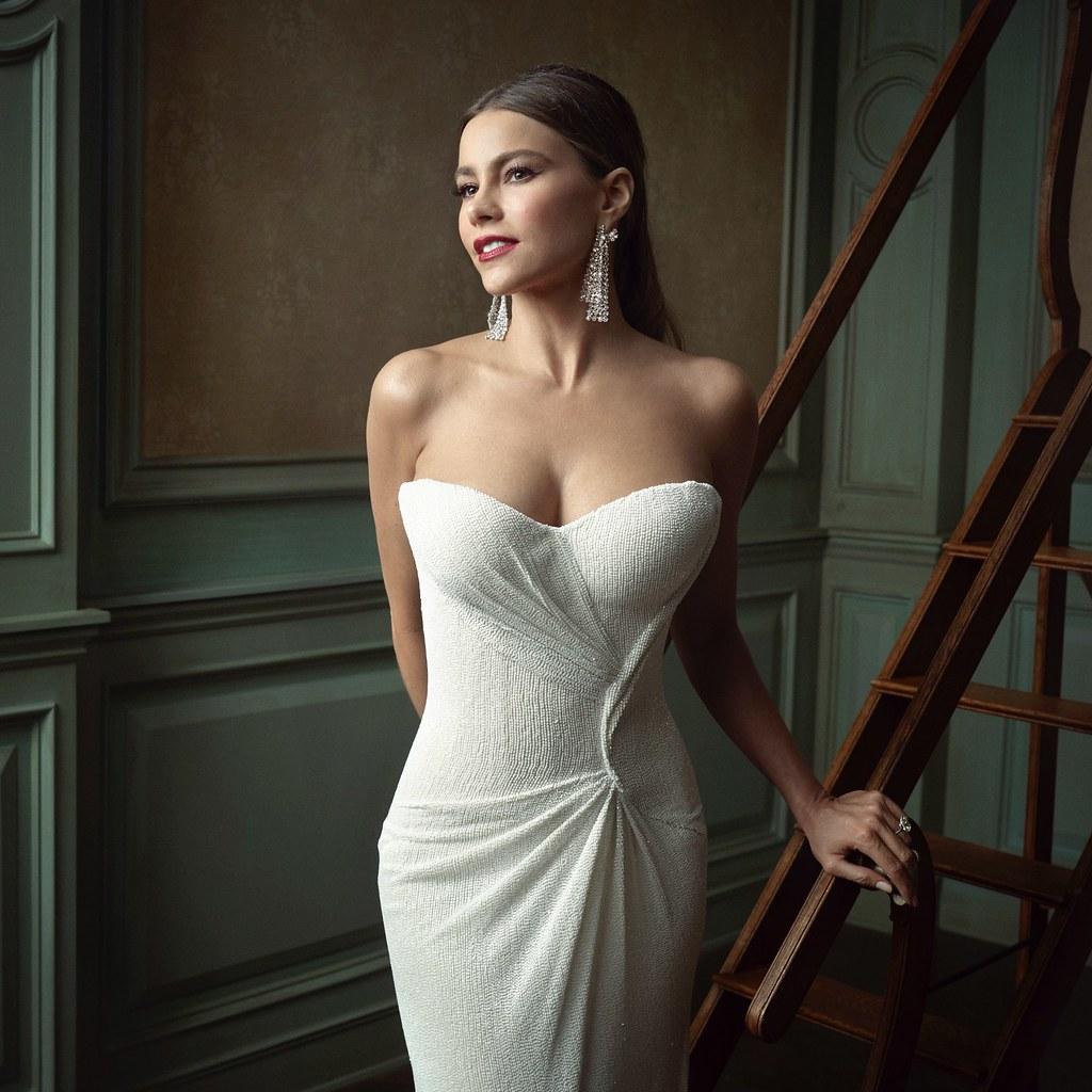 София Вергара — Фотосессия для «Vanity Fair» 2016 – 1