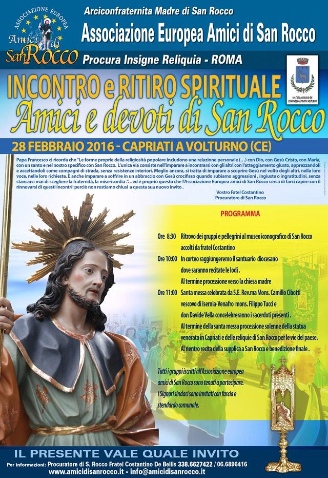 Noicattaro. Incontro San Rocco intero
