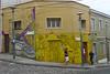 Valparaiso - Graffiti or art