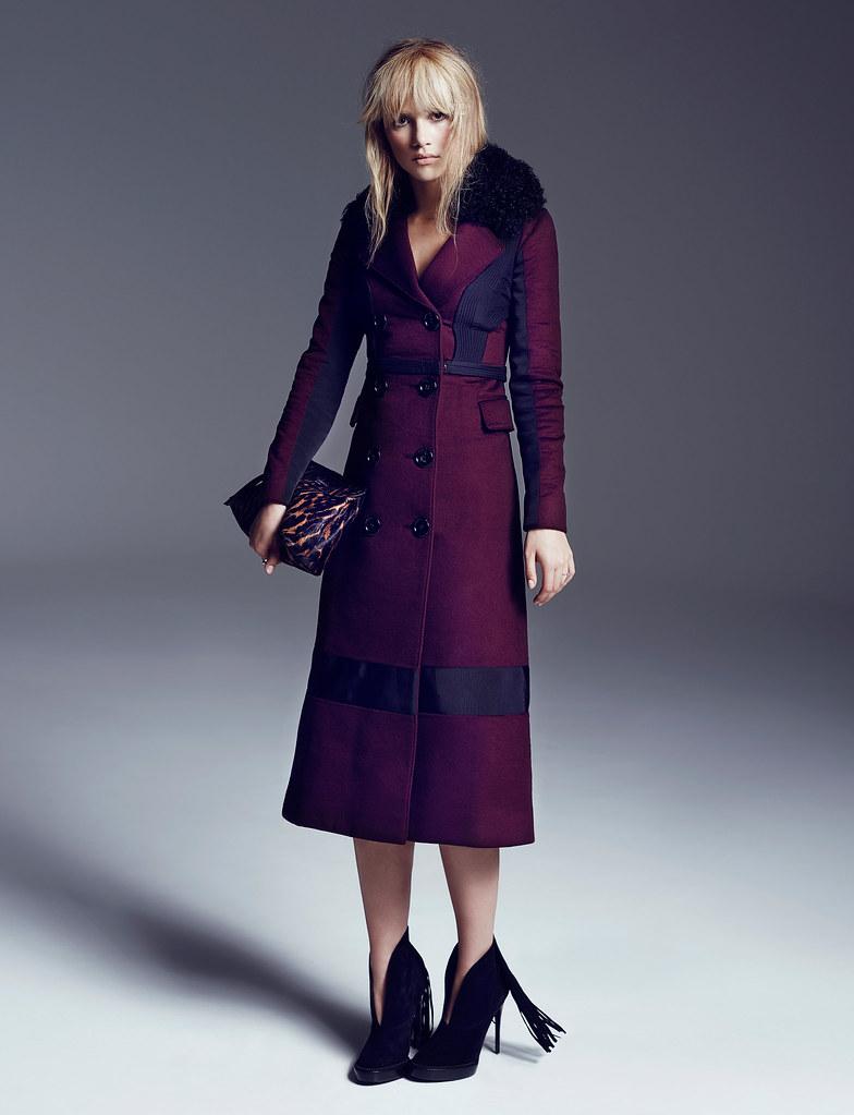 Сьюки Уотерхаус — Фотосессия для «Vogue» TH 2015 – 9