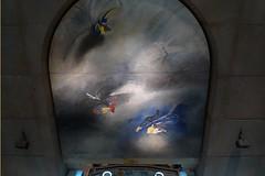 Buenos Aires - Gallerias Pacifico mural