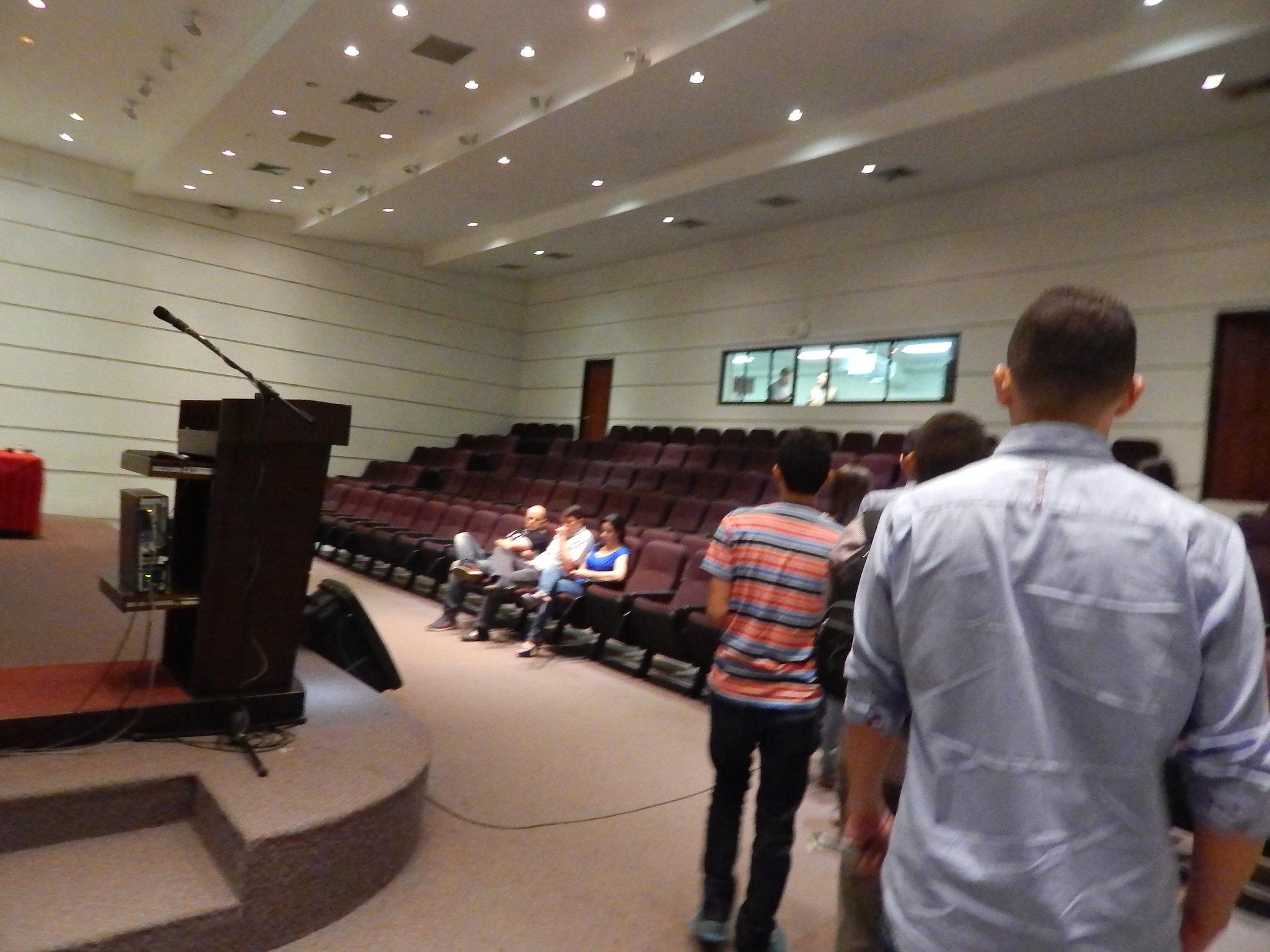 Auditorio UAO 2015