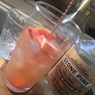 Stone Pine Orange Blossom Gin